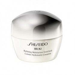 IBUKI - REFINING MOISTURIZER ENRICHED (crema multifuncional pieles normales a secas) 50ml