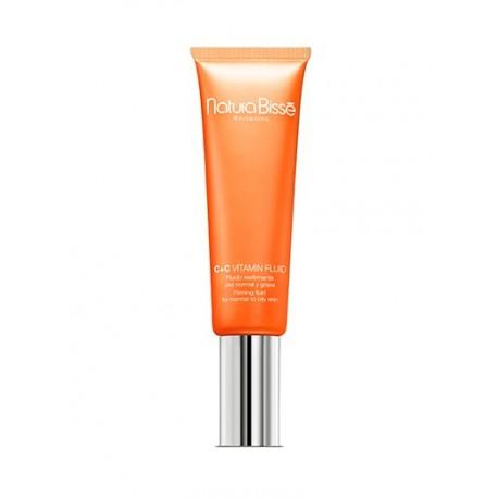 NATURA BISSÉ - C + C VITAMIN FLUID SPF 10 (fluido reafirmante para piel normal y grasa) 50 ml