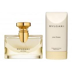 BULGARI - Pour Femme Eau de Parfum 100ml + Lotion 200ml